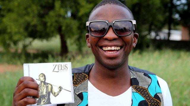 Zeus Photo: Manuel Toledo, BBC Africa
