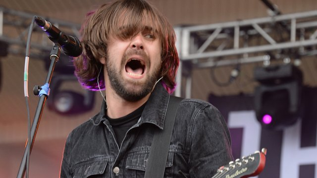 The Vaccines' Justin Young