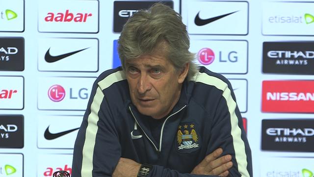 Manuel Pellegrini not afraid of Manchester City sack
