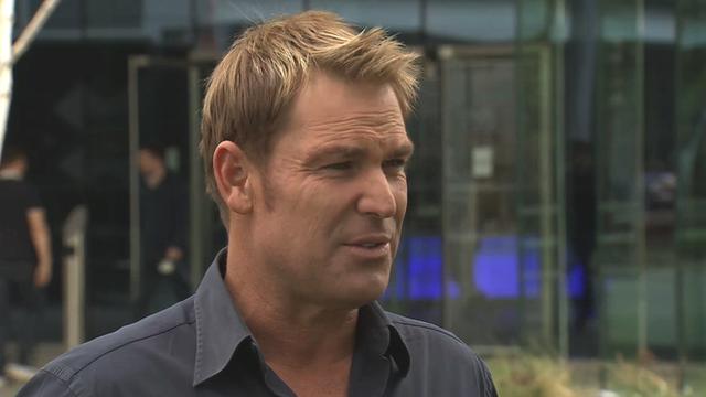 Richie Benaud: Shane Warne leads tribute to 'Godfather' of cricket
