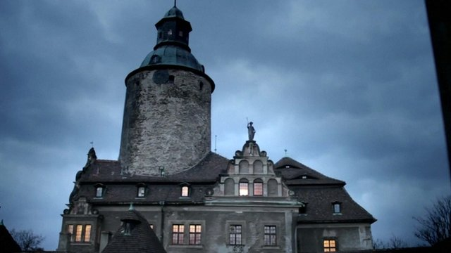 A castle in Poland