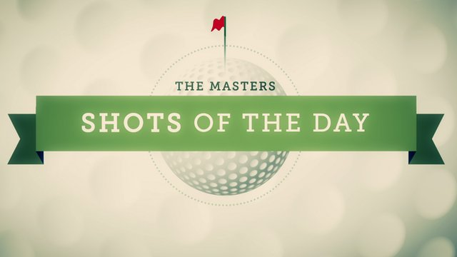Best shots of day two at the Masters