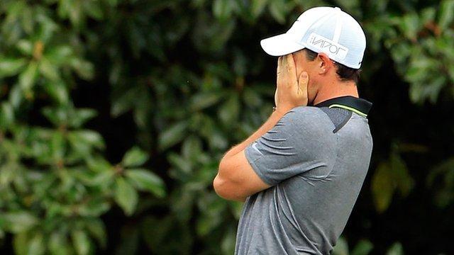 Masters 2015: Northern Ireland's Rory McIlroy