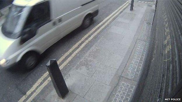 Hatton Garden raid CCTV