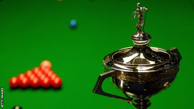 BBC Sport - World Championship 2015 schedule, scores and results
