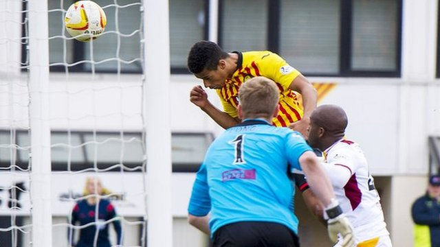 Highlights - Partick Thistle 2-0 Motherwell