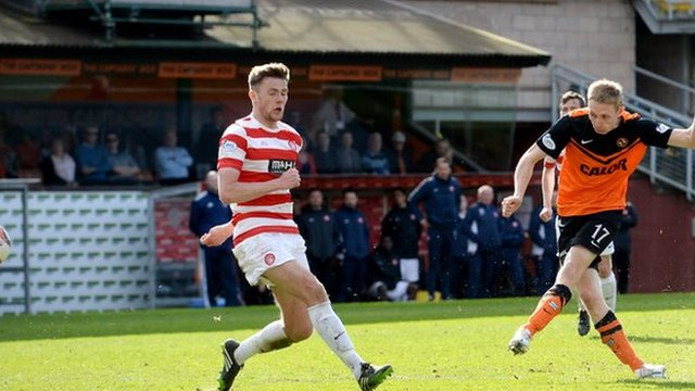 Highlights - Dundee United 1-0 Hamilton Academical