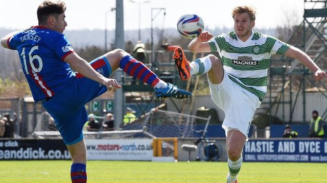 Highlights - Inverness CT 1-1 Celtic