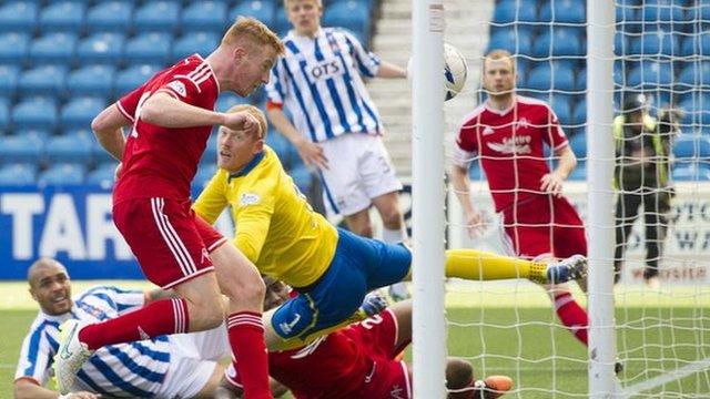 Highlights - Kilmarnock 1-2 Aberdeen
