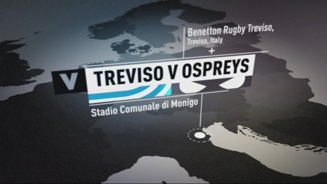 Pro12 highlights: Benetton Treviso 13-33 Ospreys