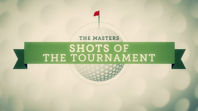 Masters 2015: Shots of the tournament