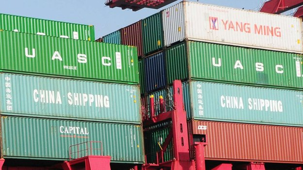 china shipping