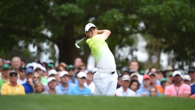 BBC Sport - Masters 2015: Jordan Spieth eyes Rory McIlroy rivalry after major win