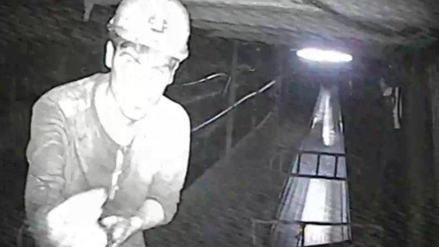 CCTV of the Soma mining disaster