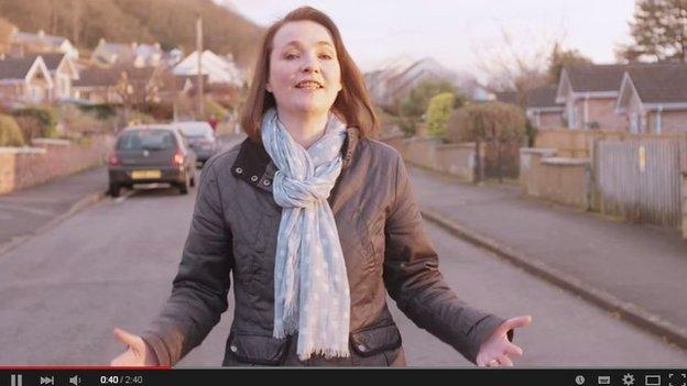 Welsh Lib Dem video