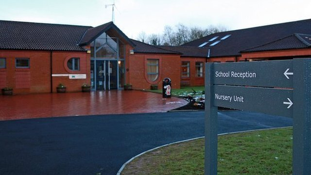 Howard Primary School in Moygashel, County Tyrone will no longer be used as a polling station over fears loyalist protesters could deter voters