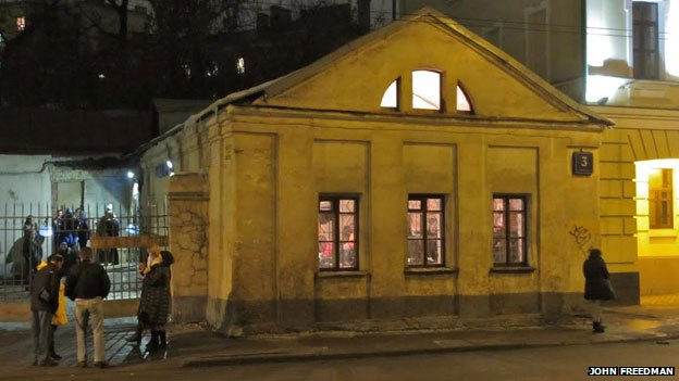 Teatr Doc's new premises