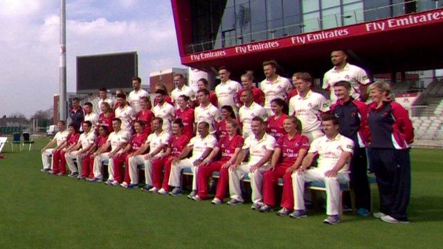 Lancashire cricket squad