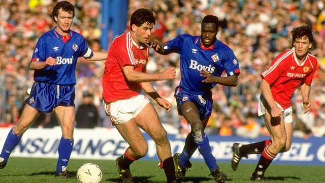 FA Cup 1990: Manchester United 3-3 Oldham Athletic (aet)