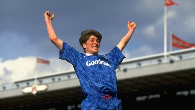 FA Cup 1992: Liverpool 1-1 Portsmouth (aet)