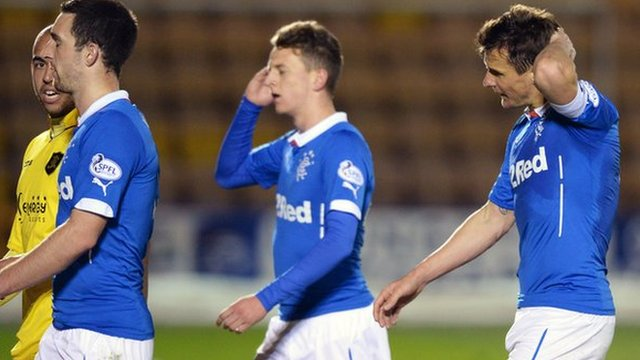Highlights - Livingston 1-1 Rangers