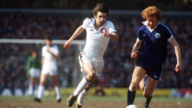 FA Cup 1980: West Ham 2 Everton 1 (aet)