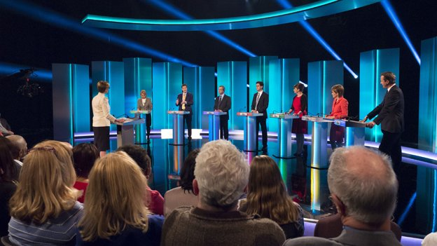 The election debate
