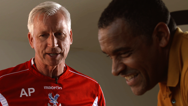 FA Cup: Alan Pardew and Mark Bright relive infamous 1990 semi-final