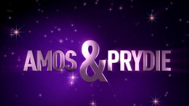 Hallam Amos and Tom Prydie