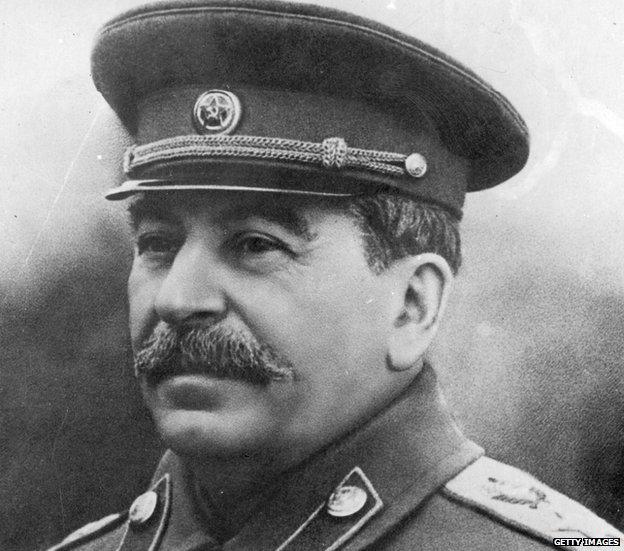 Stalin, Jan 1930