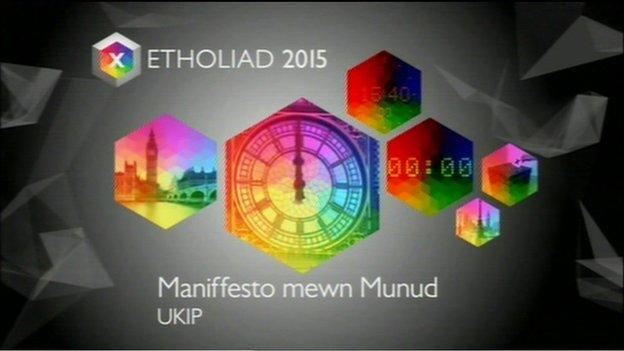 Maniffesto mewn Munud: UKIP