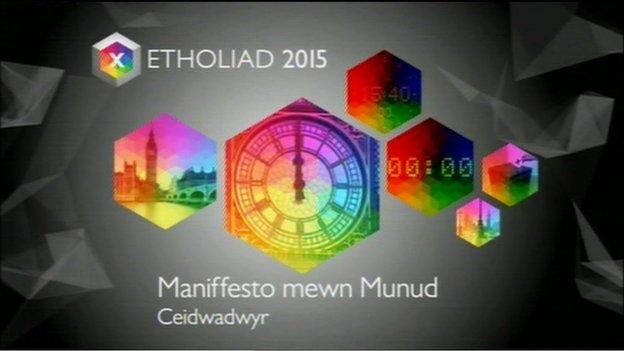 Maniffesto mewn Munud: Ceidwadwyr Cymru