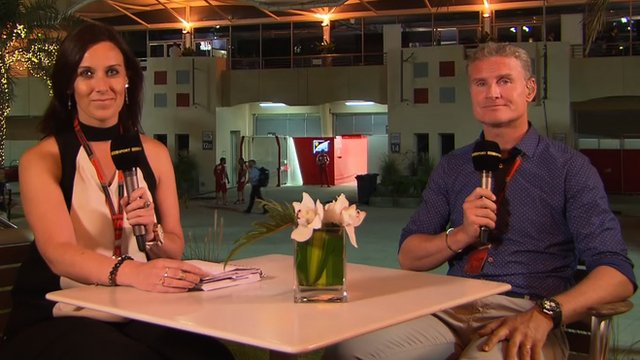 Lee McKenzie is joined by David Coulthard for Inside F1