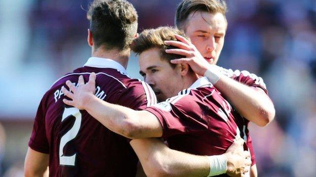Highlights - Hearts 2-1 Raith Rovers
