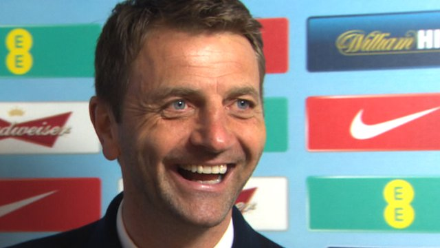 Sherwood's thoughts on FA Cup semi-final victory