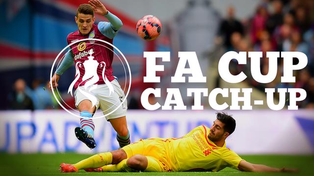 FA Cup catch-up semi-finals