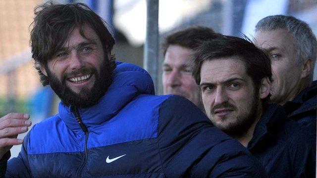 Gary Hamilton's Glenavon have qualified for next season's Europa League