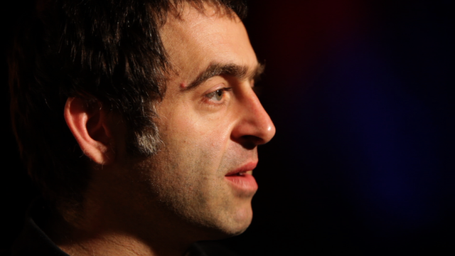 BBC Sport - World Snooker Championship: Ronnie O'Sullivan interview