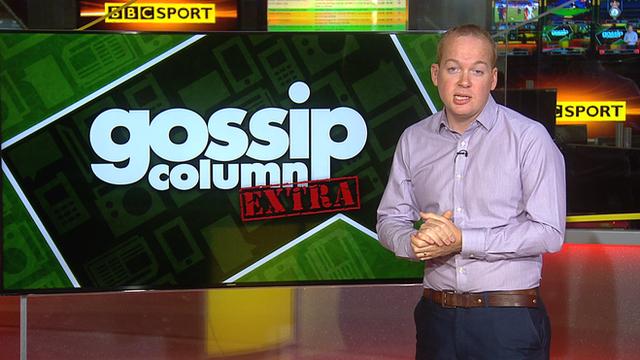 Gossip Column: All change at Liverpool?