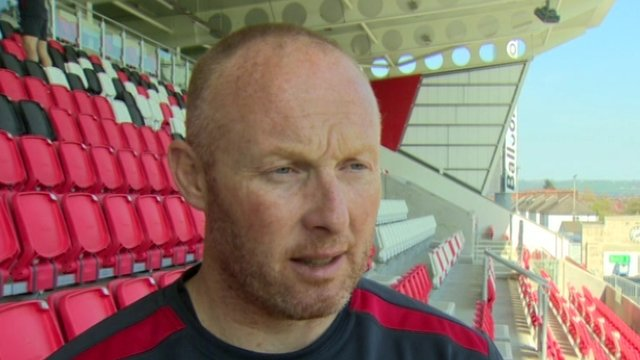 Neil Doak's Ulster side will guarantee their Pro12 play-offs spot if they beat Leinster at the Kingspan Stadium on Friday