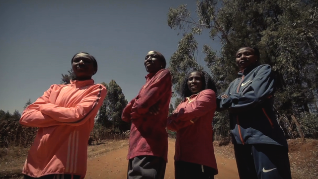 Kenya's top female athletes
