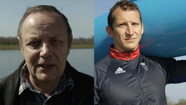 European Games: World fastest talker vs gold-medallist