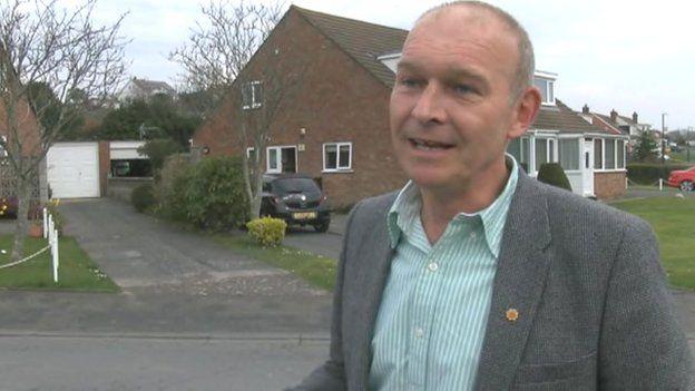 Mike Parker o Blaid Cymru