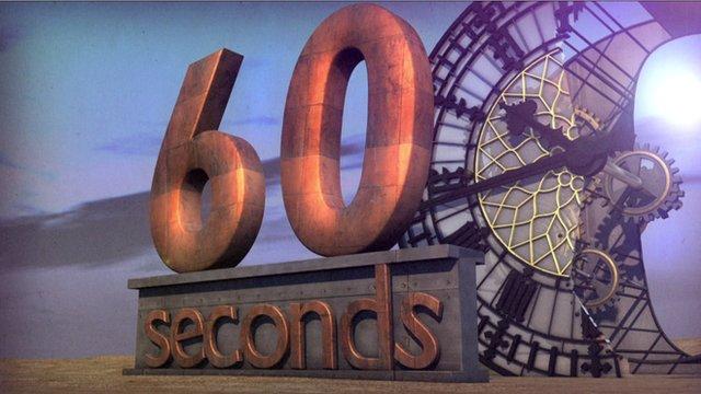 European week in 60 seconds