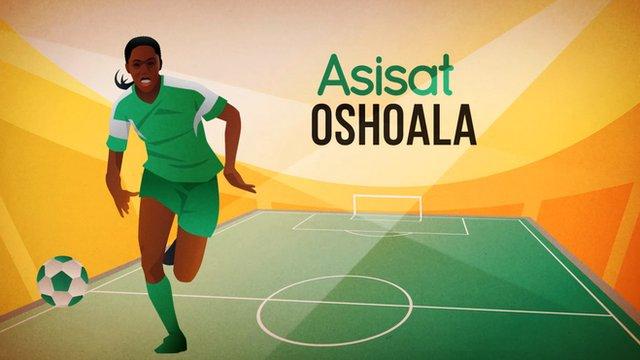 Asisat Oshoala