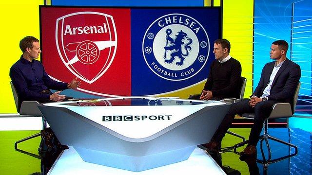 Arsenal v Chelsea preview