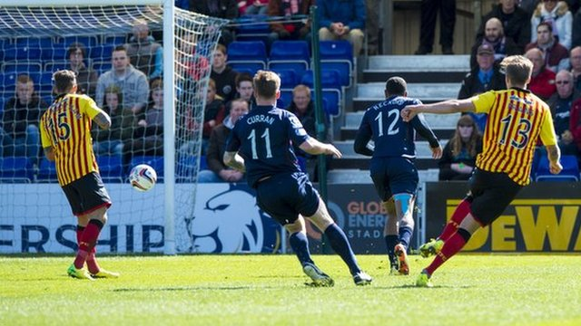 Highlights - Ross County 1-2 Partick Thistle