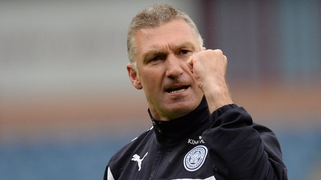 Premier League: Burnley 0-1 Leicester - A lot of hard work still to do - Pearson