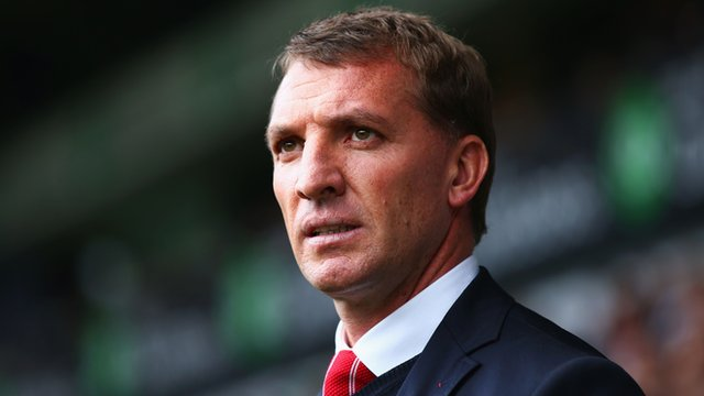 West Brom 0-0 Liverpool: Brendan Rodgers says goals missing all season