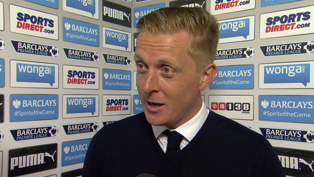 Premier League: Newcastle 2-3 Swansea - Monk delighted with 'excellent' Swans